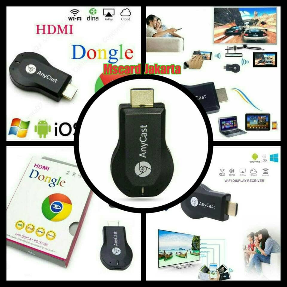 Dongle Hdmi Tv Wifi Easycast Receiver Wireless Anycast Full Hd Rechiver Resolusi 1080 Pixel Shopee Indonesia