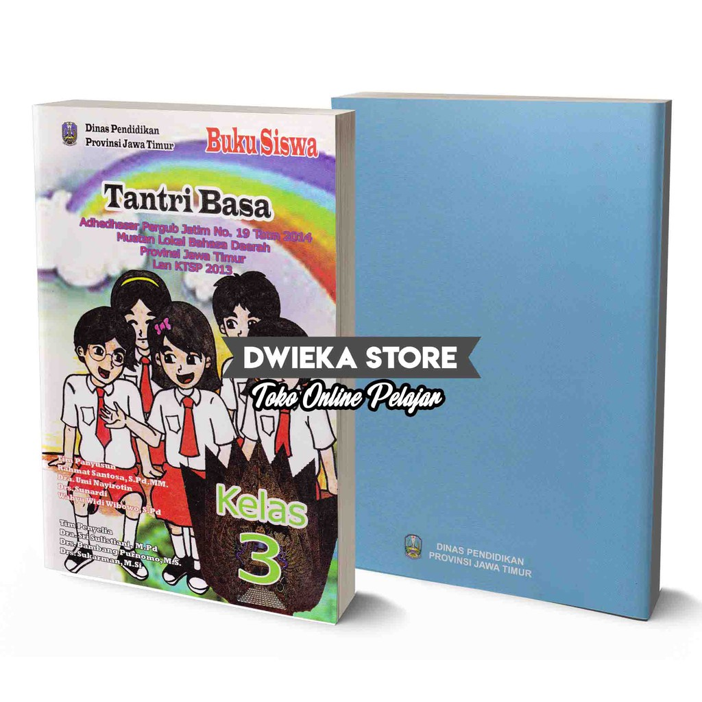 Buku Bahasa Jawa Sd Kelas 3 Tantri Basa Kurikulum 2013 Edisi Revisi 2018 Shopee Indonesia