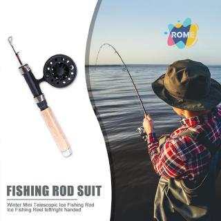 Screw-In Ice Fishing 2-PACK ROD HOLDER adjustable angle
