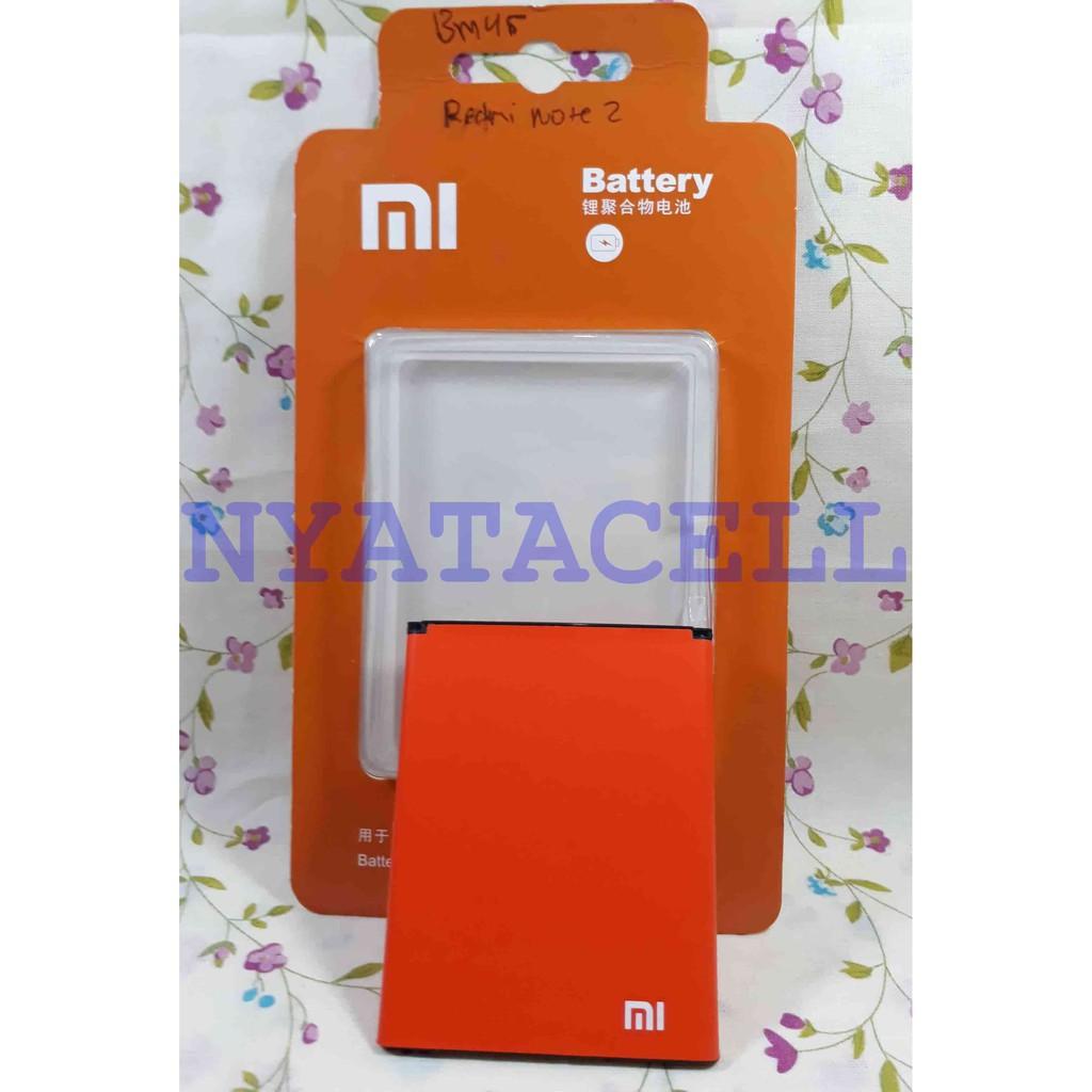 Baterai Xiaomi Bm 45 Original 99 Batre Redmi Note 2 Prime Asli Bm45 Xiao Mi Battery Batrai Battre Hp Shopee Indonesia