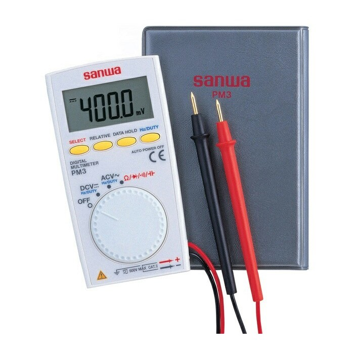 Multimeter Avometer pocket z digital Multitester tester UNIT UT 120A | Shopee Indonesia