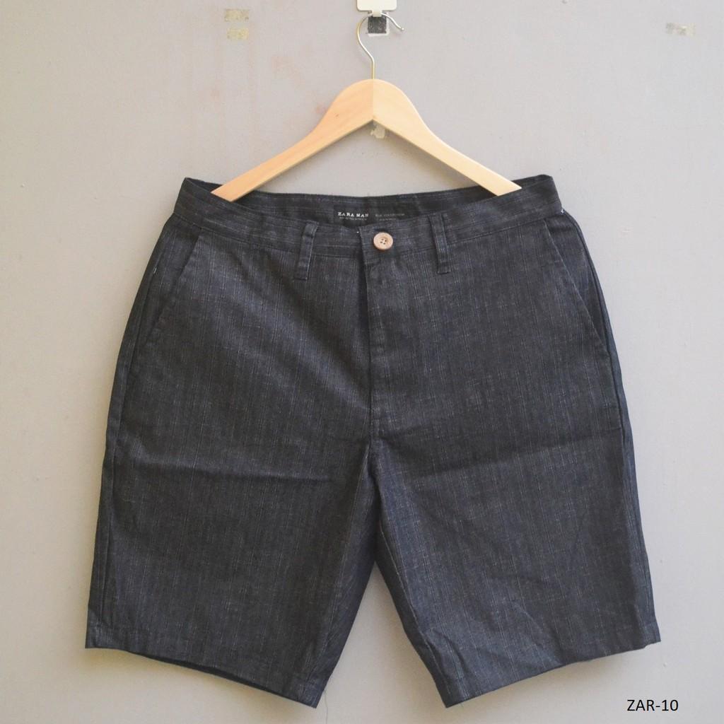 Emba Jeans Zigazo Short Pants Denim Warna Spring Blue Shopee Indonesia Fm316 Celana Pria Hs Muda Biru 33