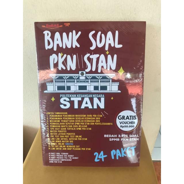 Buku Bank Soal Pkn Stan Indonesia