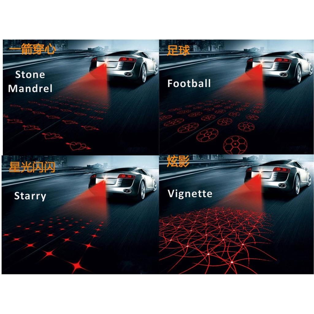 Lapisan Film Pelindung Lampu Kabut Depan Belakang Mobil Warna Hitam Led Kolong Remote Dekorasi Dashboard 16 Drl Rgb 30 X 120cm Shopee Indonesia