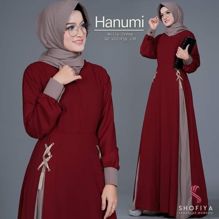 Trand Terbaru 2020 Gamis Remaja Astria Dress Size S M L Xl K Ba791 Fashion Muslim Hanumi Dress Term Shopee Indonesia