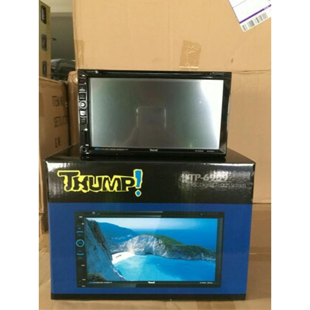 Paket Tv Mobil Dvd Doubledin Headunit Layar 695 Headrest Monitor Jec Audiobank 7 Inci Sensor Kamera Shopee Indonesia
