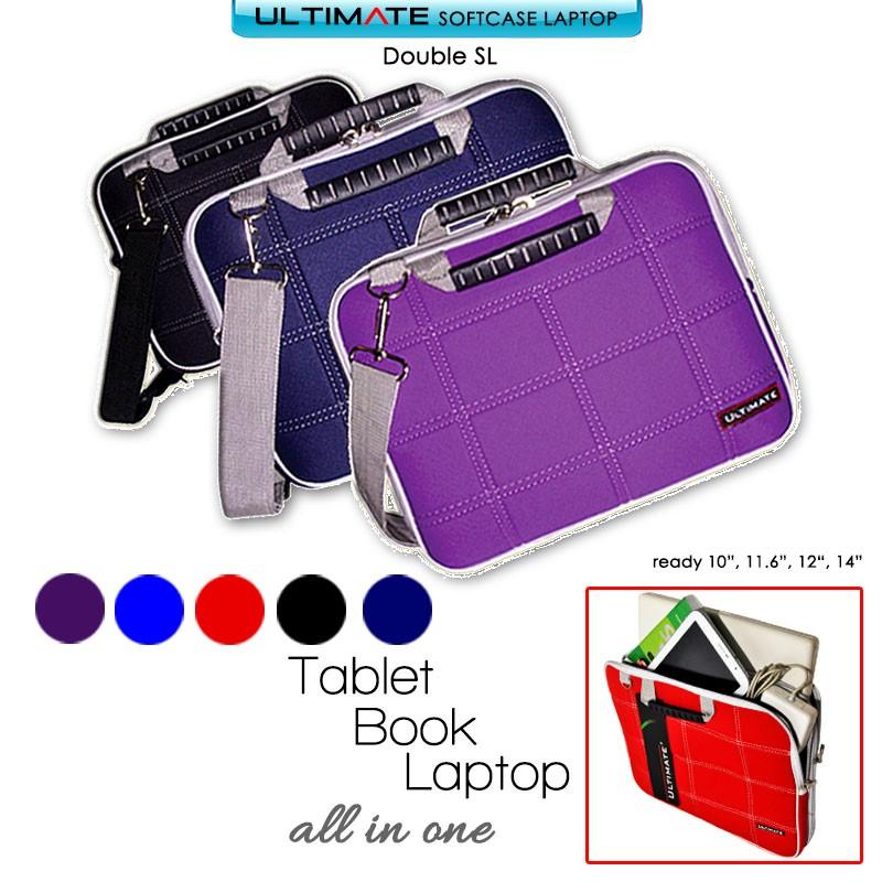 Tas/Taslaptop/Tasselempang/Softcase laptop/TAS LAPTOP/HAND BAG WATERPROOF SLEEVE MACBOOK | Shopee Indonesia