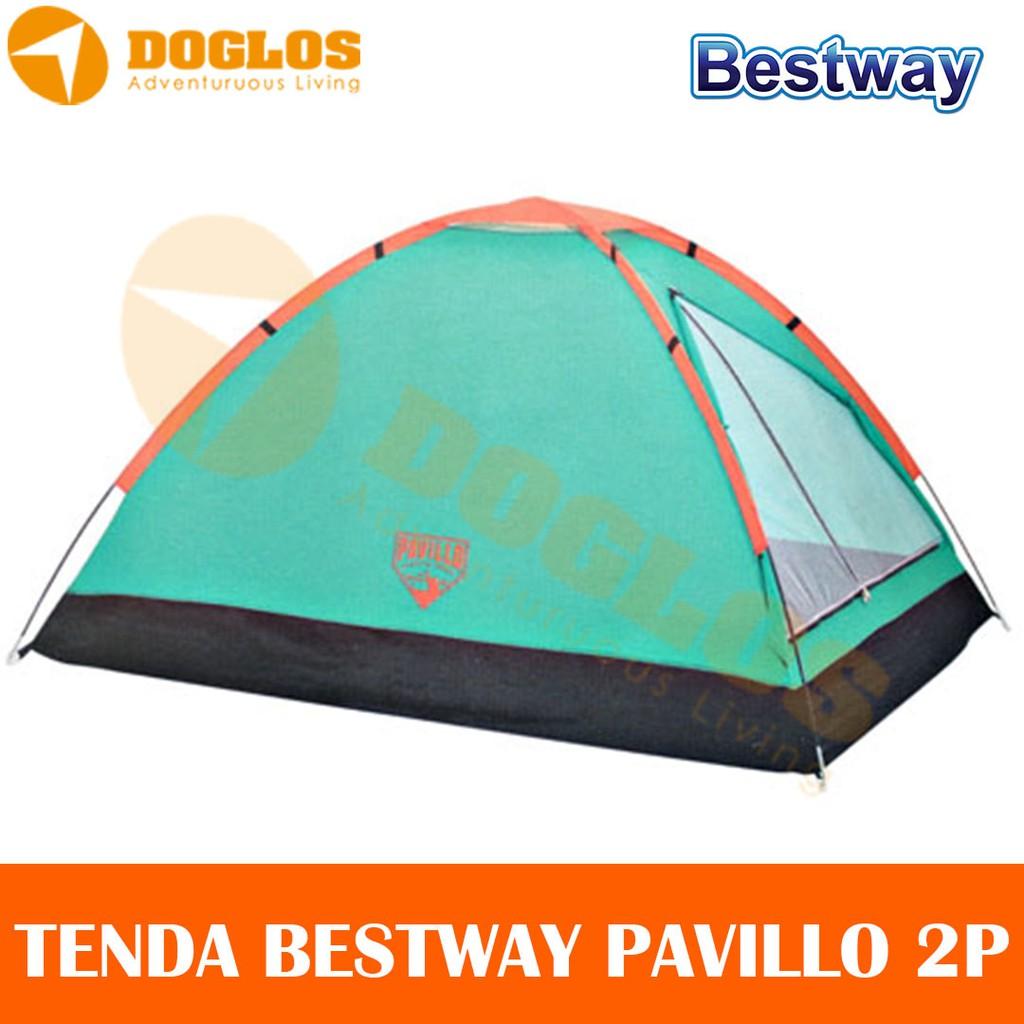 New Paket 2 In 1 Tenda Camping Kingcamp Tongkat Hiking Gianda Lampu Model Bulat Bakpau Alluminium Shopee Indonesia