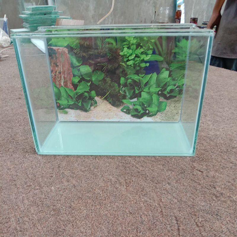 Soliter/Aquarium ukuran 30x15x20