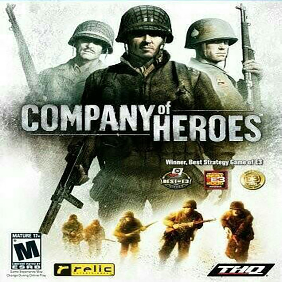 Company Of Heroes Complete Edition Pc Game Shopee Indonesia