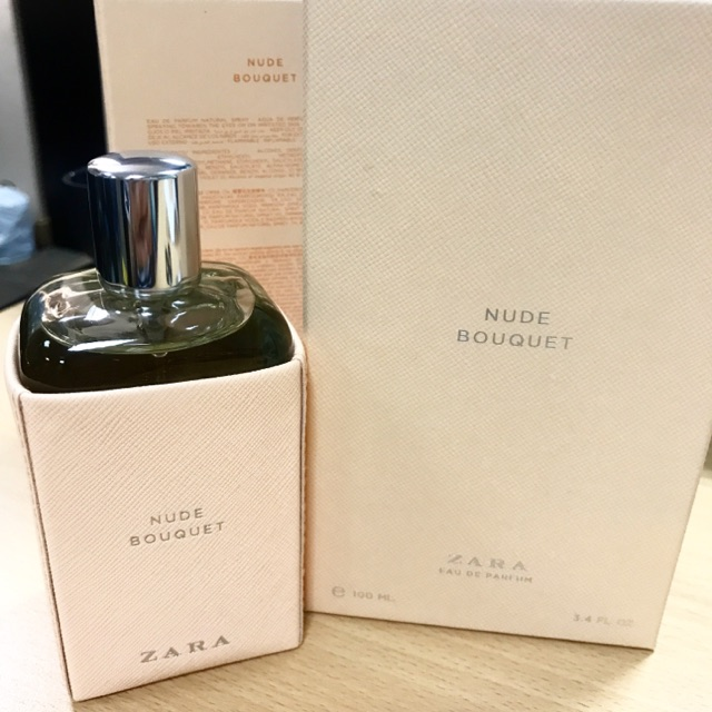 Parfum Zara Nude Bouquet Original Shopee Indonesia