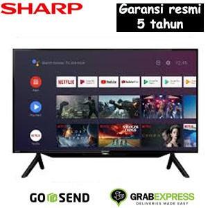 SHARP 2T-C42BG1I ANDROID TV 42 INCH TV LED