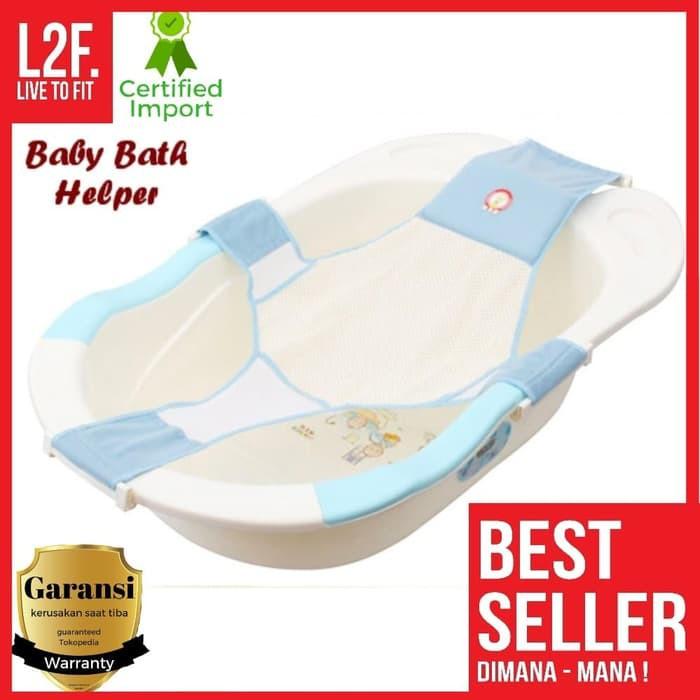 Perlengkapan Mandi Baby Bath Helper (Alat bantu untuk memandikan bayi) | Shopee Indonesia