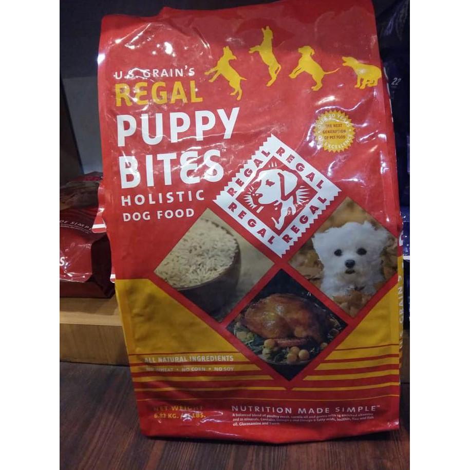 Best Seller Makanan Anjing Dog Food Regal Puppy Turkey & Brown Rice 6,8 Kg