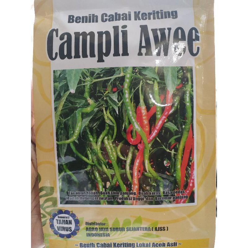 Benih Cabai Awe Aceh Original 10g