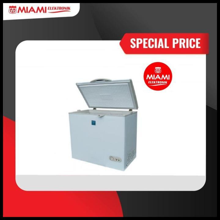 Freezer Box Sharp 300ltr Chest Freezer Sharp FRV300 garansi resmi