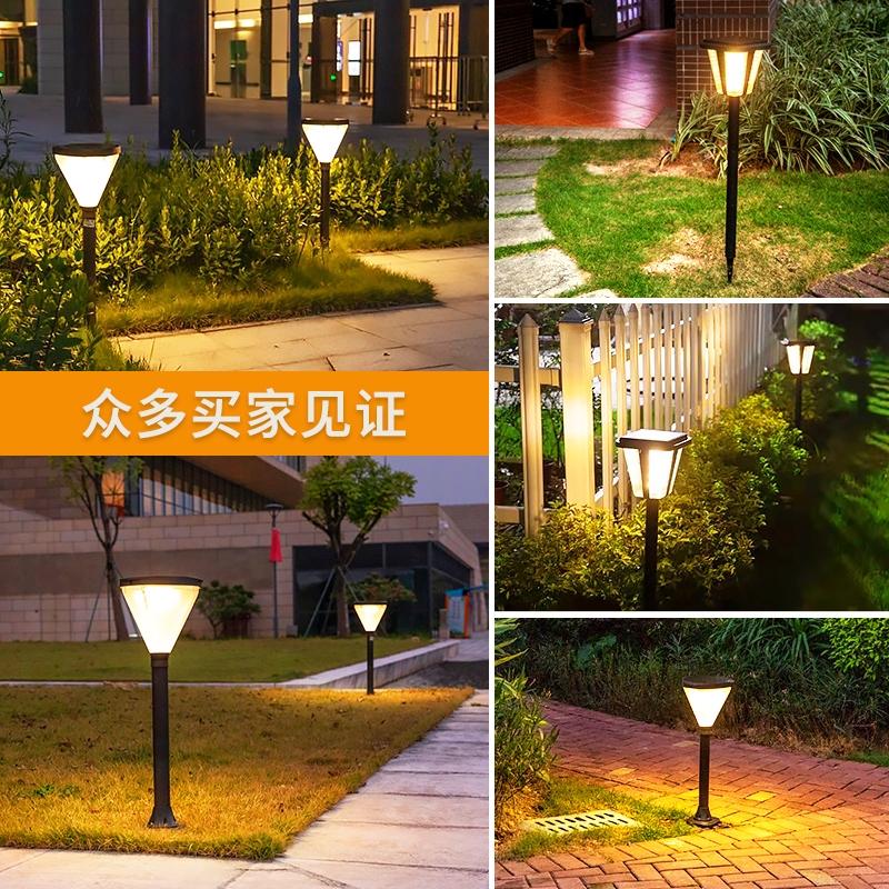 2020 Harga Pabrik Lampu Surya Luar Tahan Air Lampu Rumput Taman Rumah Lampu Villa Lampu Taman Lampu Shopee Indonesia
