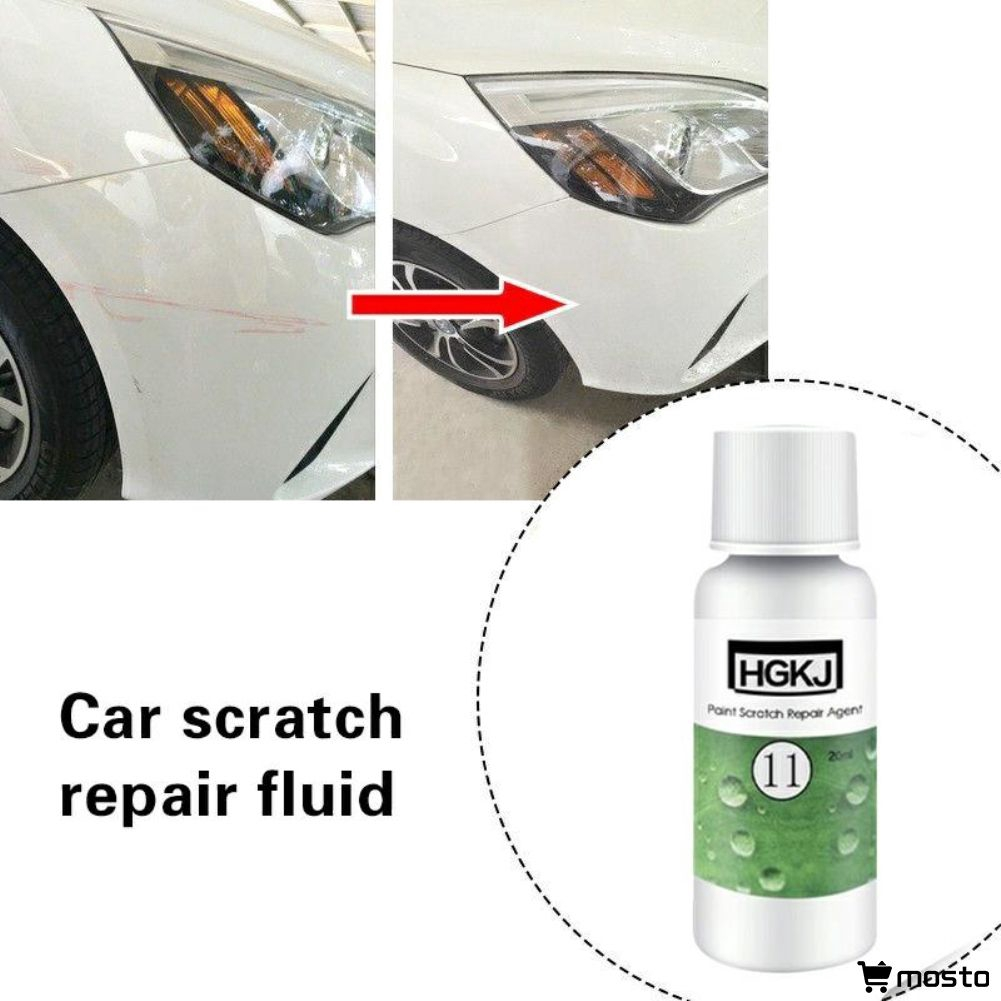 Car Paint Store >> Lumiparty Car Paint Scratch Repair Agent Polished Wax Car Beauty Tool Mosto