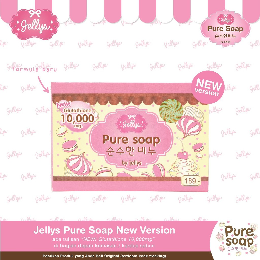 Sabun Fruity 10 In 1 Rainbow Soap Fruitamin Bpom Shopee 10in1 Indonesia