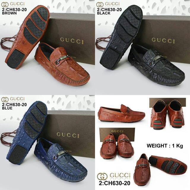 sepatu gucci - Temukan Harga dan Penawaran Online Terbaik - Sepatu Pria  Maret 2019  4a6f9f8f53