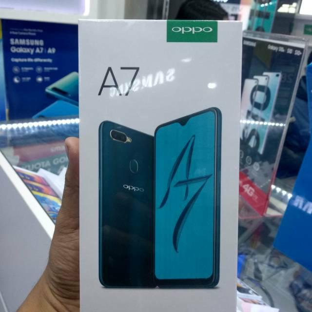 Termurah Jual Hp Oppo A7 Ram 4 64 Gb Termurah Fly Shopee Indonesia