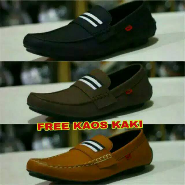 SEPATU KICKERS CASUAL SLOP SLIP ON FORMAL PRIA KULIT SINTESISSEPATU KICKERS  CASUAL SLOP SLIP ON FORM 8c4dc74aa9