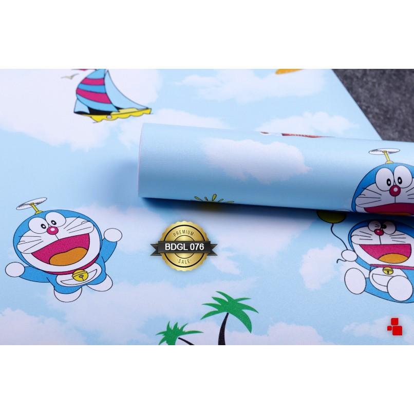 Bdgl 076 10m X 45cm Wallpaper Sticker Wallpaper Dinding
