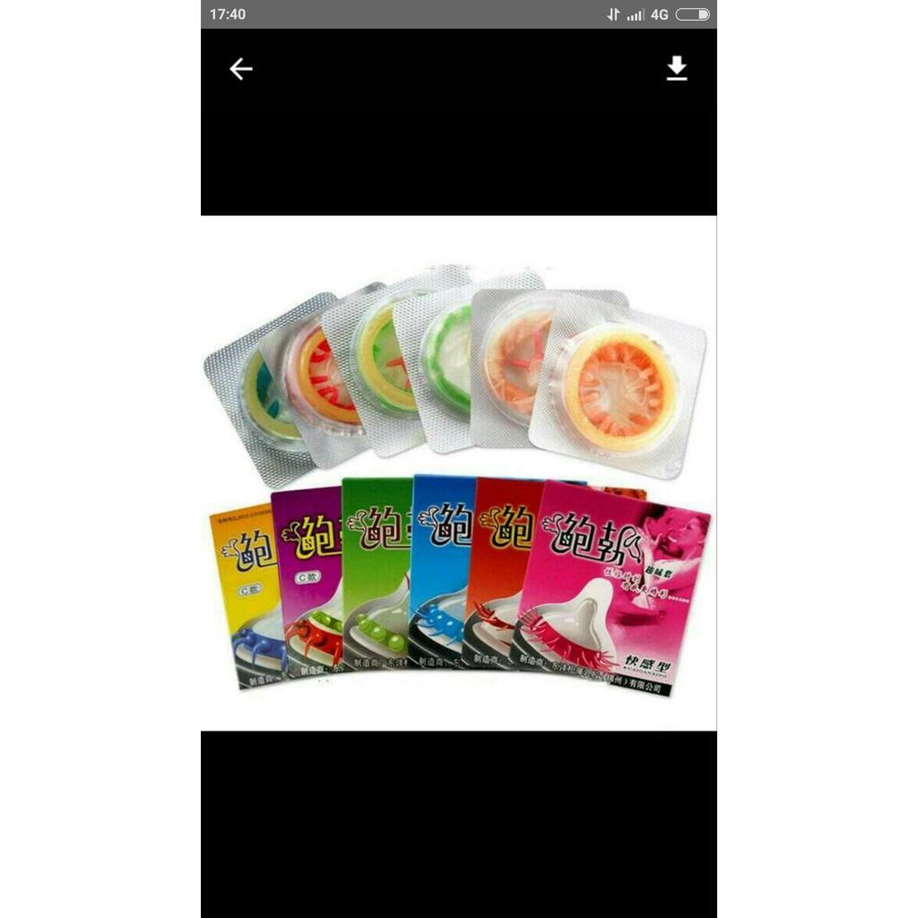 Paket Vivo Lubricant Dan Kondom 6 Karakter Shopee Indonesia Fire Ice Kontrasepsi Panas Dingin