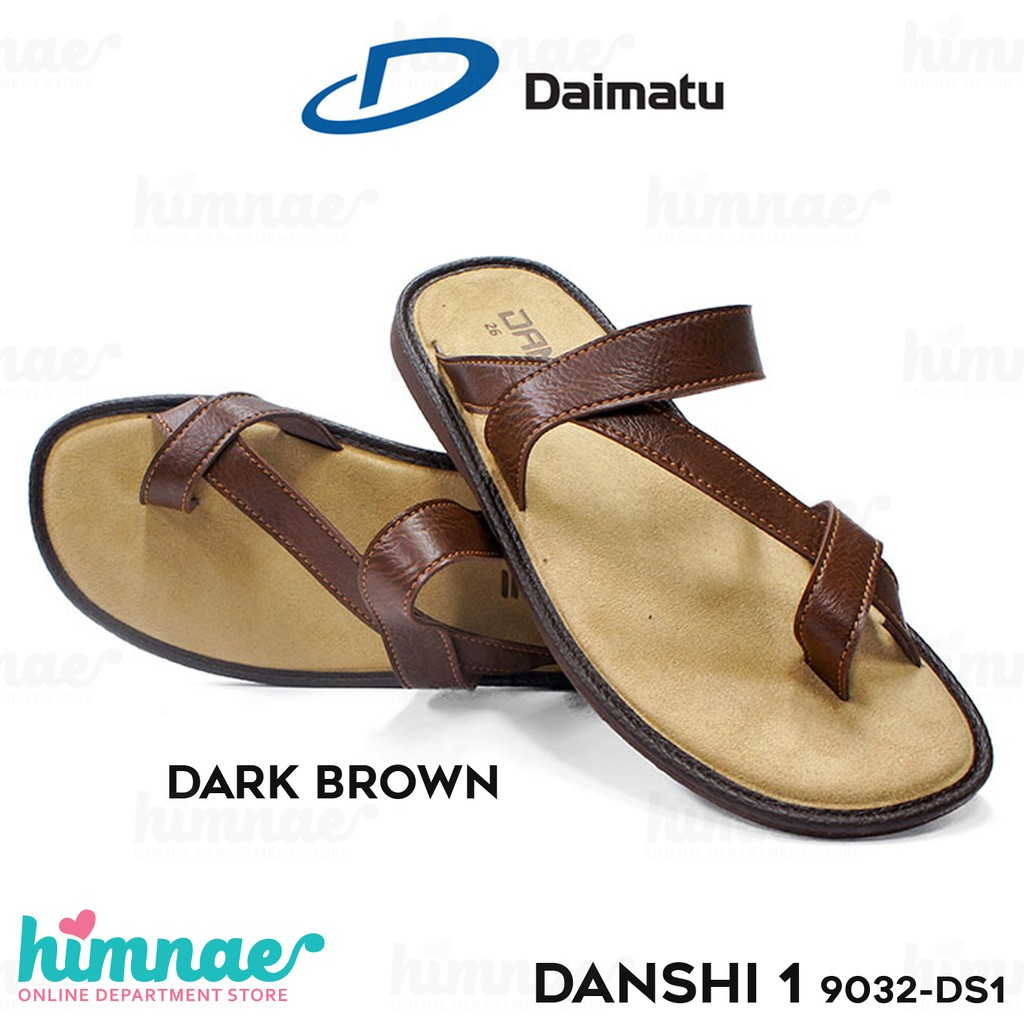 Sandal Daimatu Pria Reggae 960 Rgb Shopee Indonesia Neckermann Lv 9356 Ivory d69c780d07