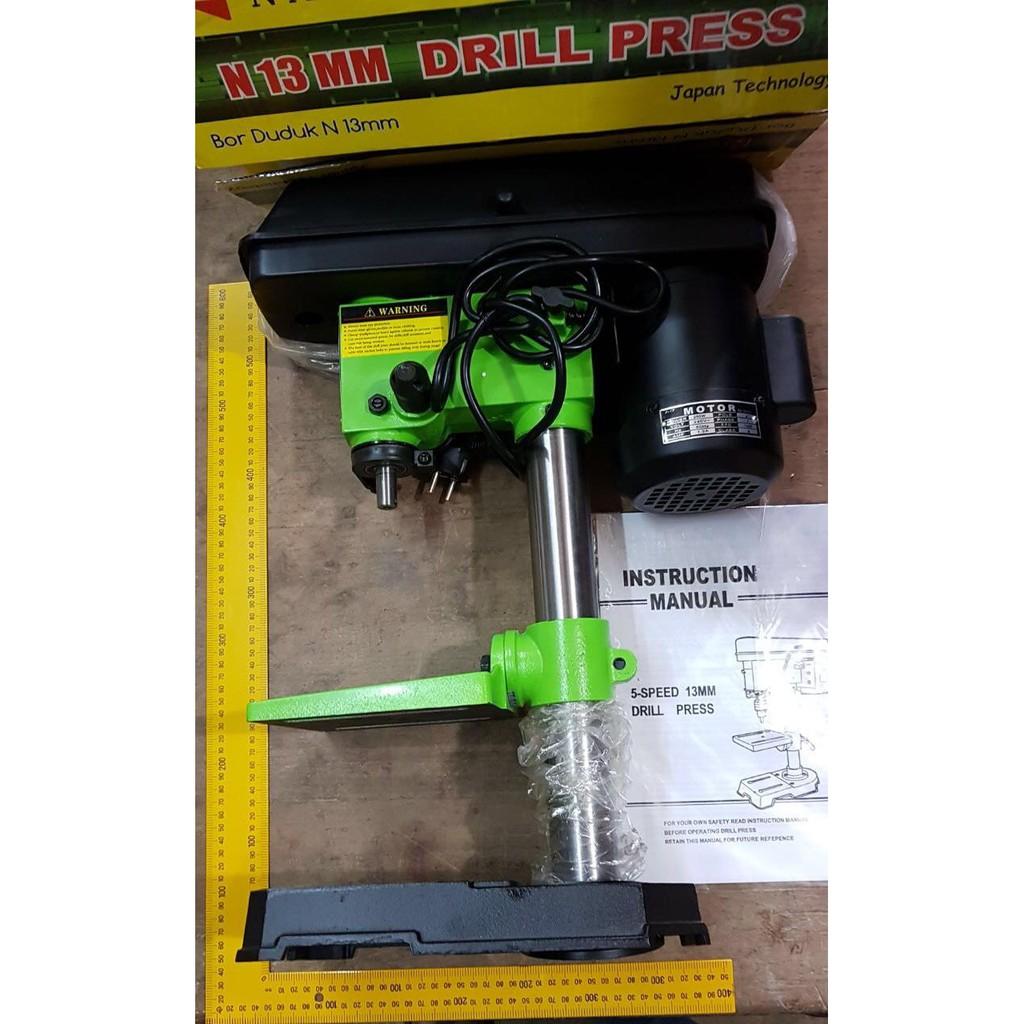 Mollar Mata Bor Besi Hss 13pcs Drill Bit Set 13 Pcs Nankai Shopee Indonesia