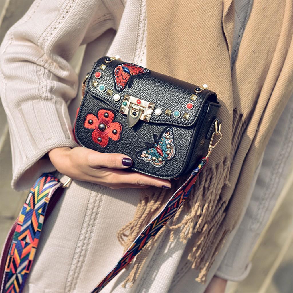 Tas Bahu Handbag Tote Bahan Shoulder Bag Sh014