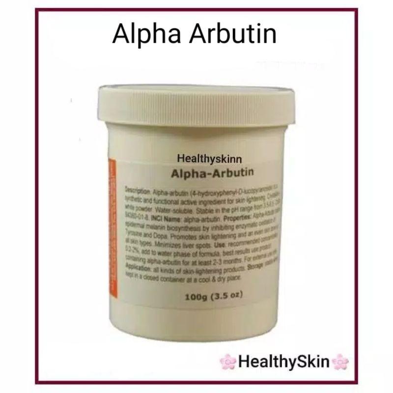 Alpha arbutin 10 Gram Murni Ex-Canada