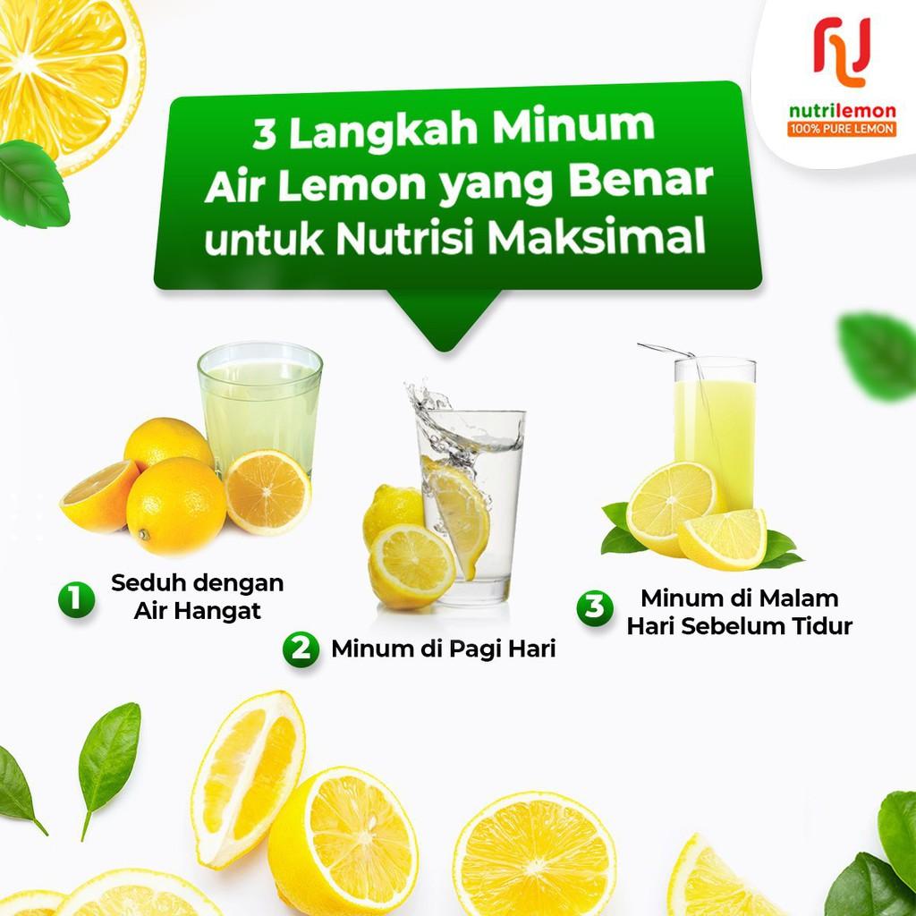 Nutri Lemon Diet Murni Pelangsing Dan Kesehatan Nutri Lemon 500ml Nutrilemon Osb Nutrilemon Lemon Shopee Indonesia