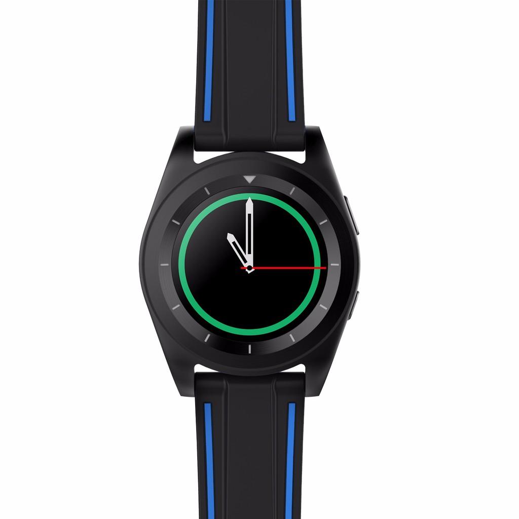 Unique Bluetooth Smart Watch No1 G6 Heart Rate Monitor Pedometer Psg Spovan Gl006 Jam Tangan Olahraga Lari Smartwatch Gps Heartrate Black 40