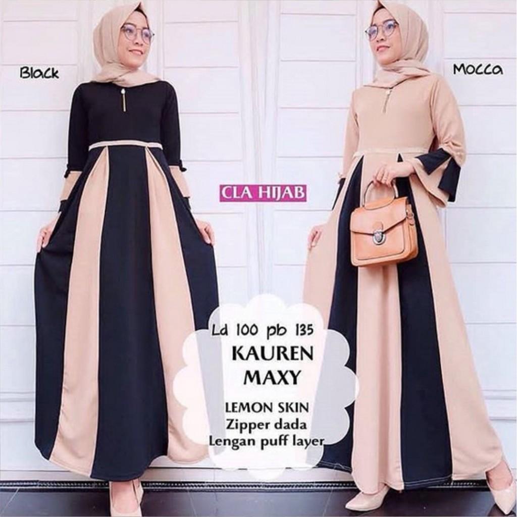 grosir+baju+dress+muslim+atasan+muslim - Temukan Harga dan Penawaran Online  Terbaik - September 2018  321c701132