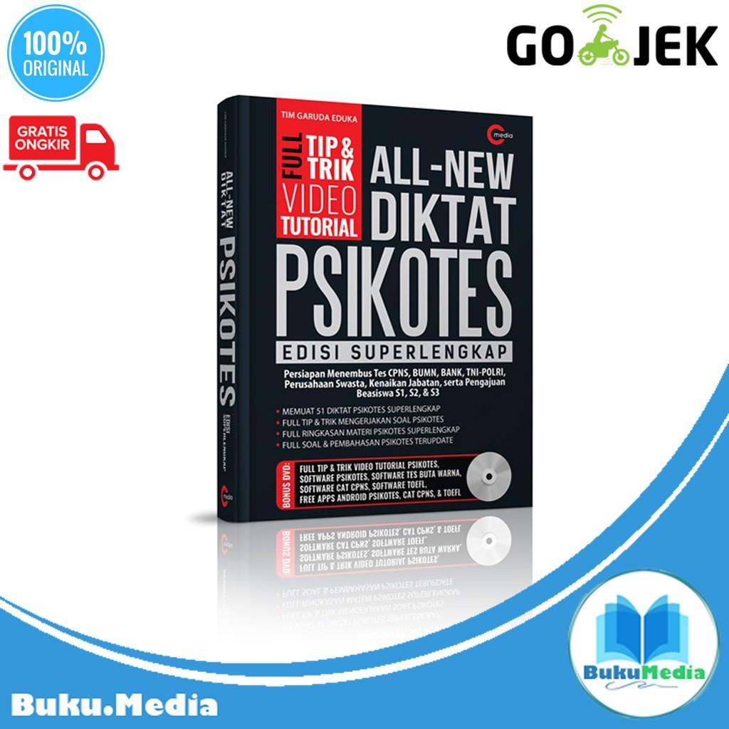 Buku Tes Psikotes Cpns All New Diktat Tes Psikotes Cpns Cmedia