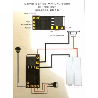 CUCI GUDANG PWM CHIP MOD DIY VAPOR / VAPE DIY BEST SELLER