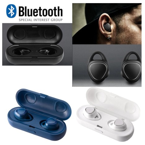 Samsung Buds 2019 Earbuds Earphone Handsfree Headset Original 100 Shopee Indonesia