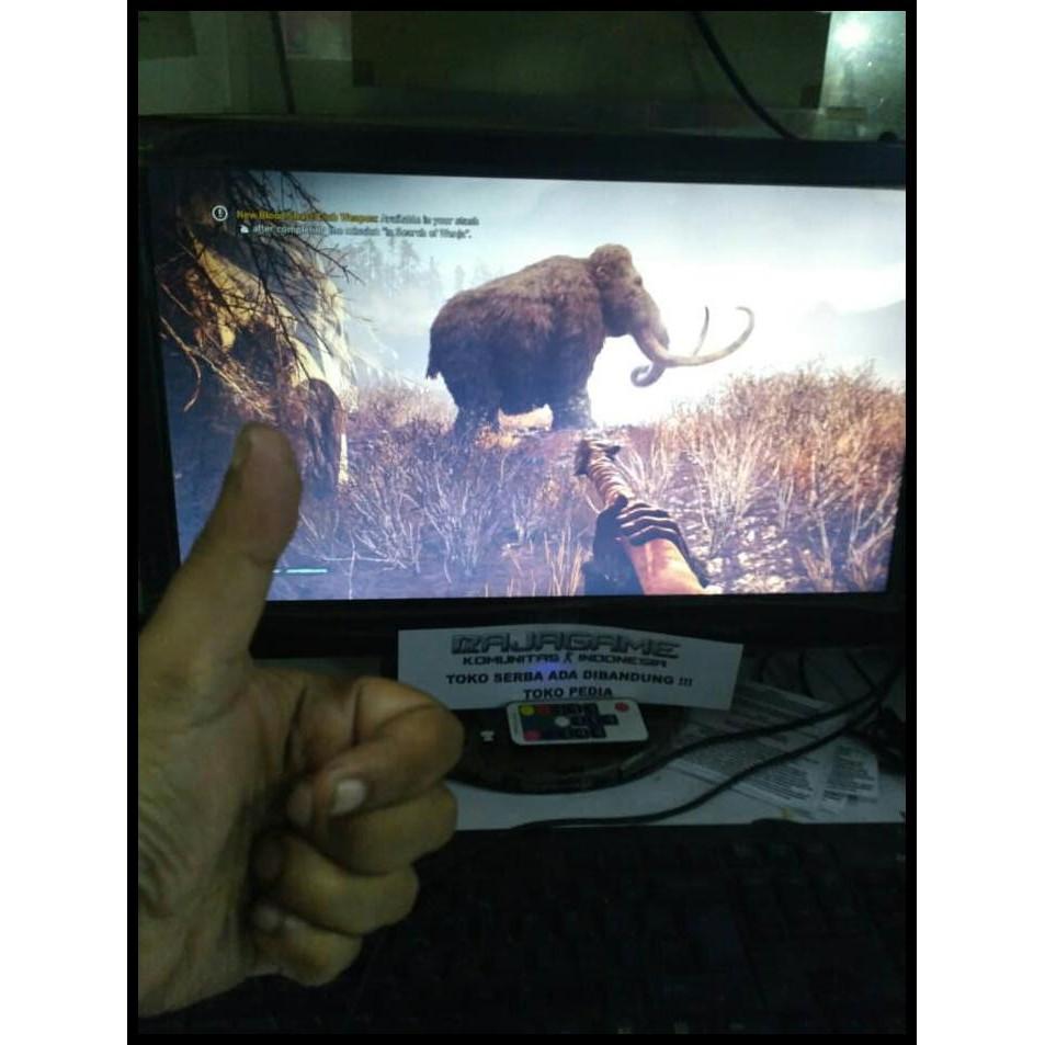 Buruan Beli Game Pc Dan Laptop 4kaset Far Cry Primal Full Update Dlc Shopee Indonesia