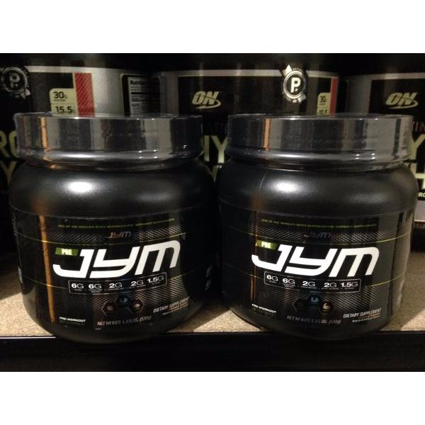 PRE JYM 20 SERVINGS THE BEST PRE WORK OUT