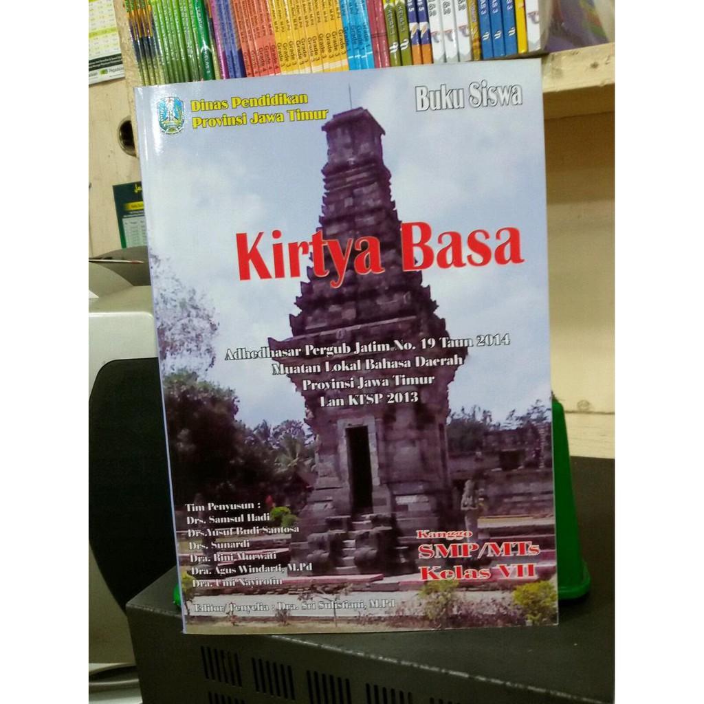 Kunci Jawaban Buku Kirtya Basa Kelas 7 - Revisi Sekolah