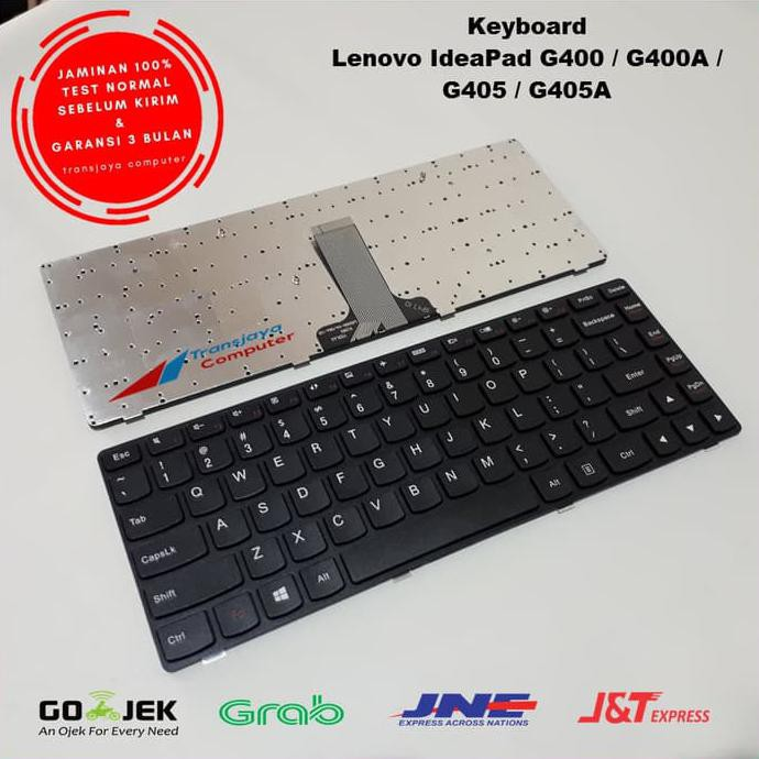 Kortingan Keybord Laptop Keyboard Lenovo Ideapad G400 G405 G410 On Sale Shopee Indonesia
