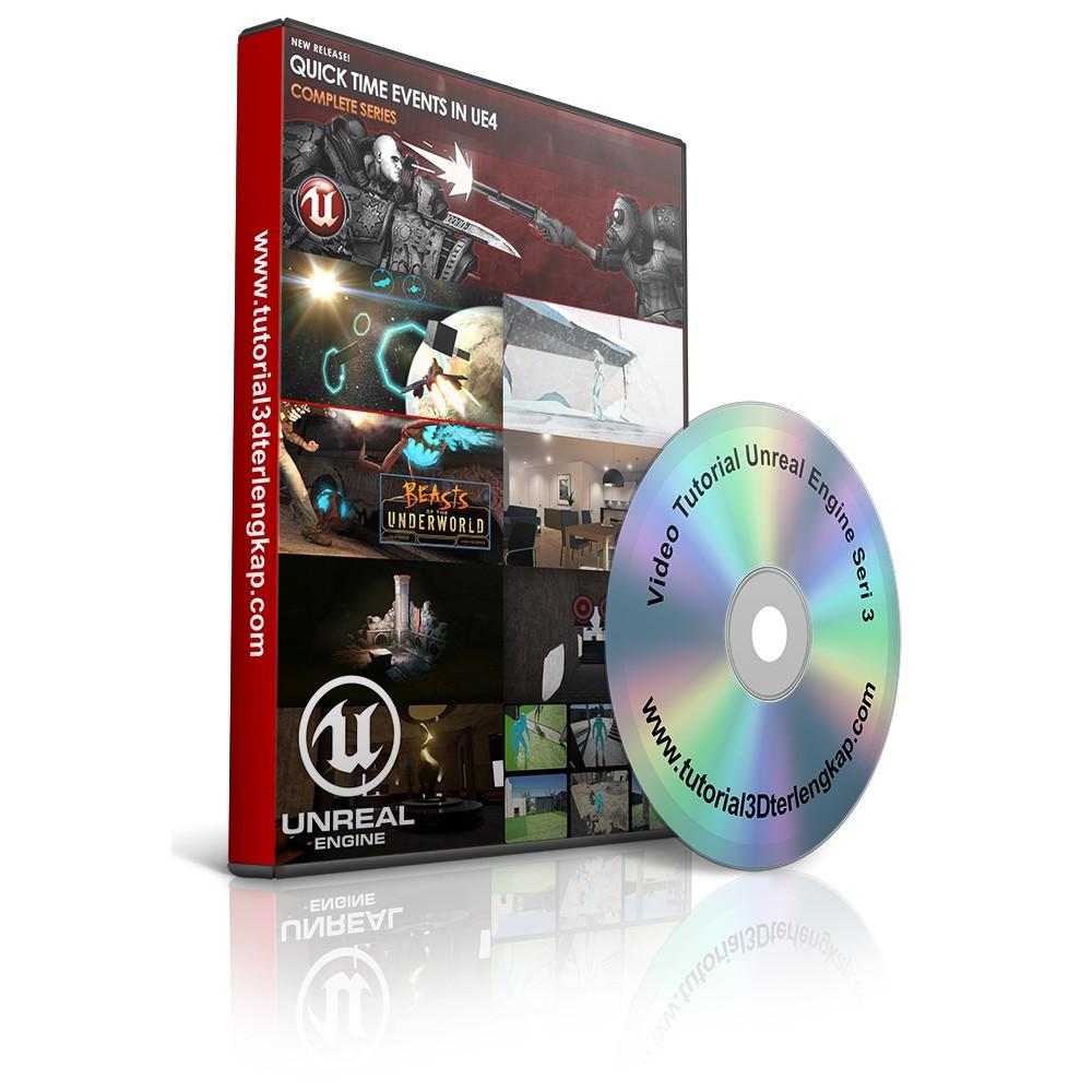 Video Tutorial Unreal Engine 4 Seri 3 Shopee Indonesia