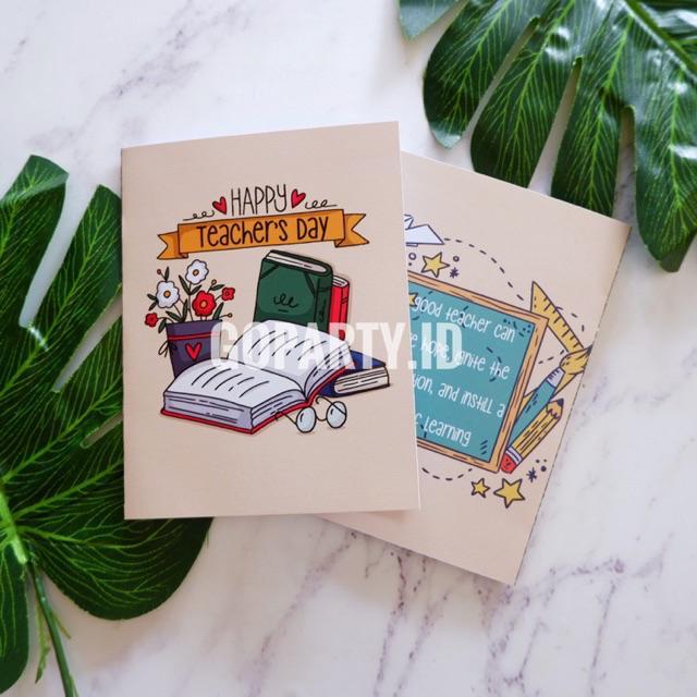 Desain Kartu Ucapan Terima Kasih Untuk Guru - kartu ucapan ...