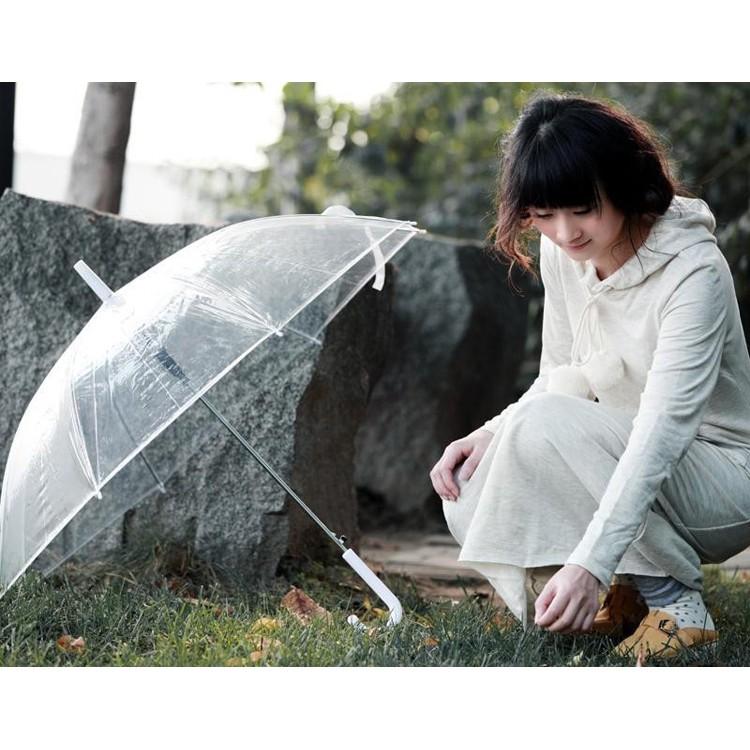 ... Payung Transparan Bening Umbrella Transparant Payung Panjang Transparant Korea Japan Best Quality ...