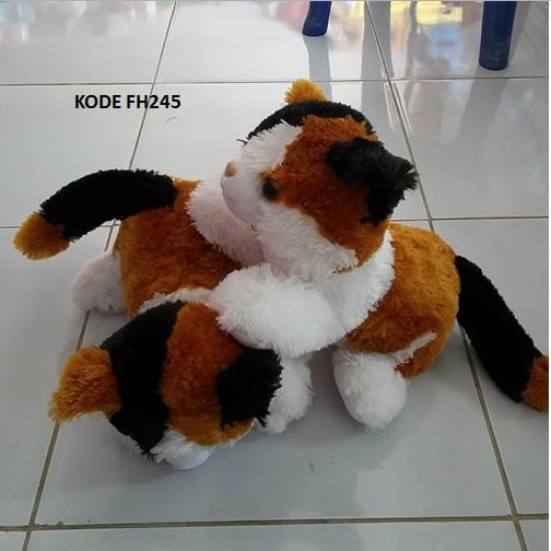 Boneka Kucing Miniso Mirip Asli Cina Anggora China Shopee Indonesia