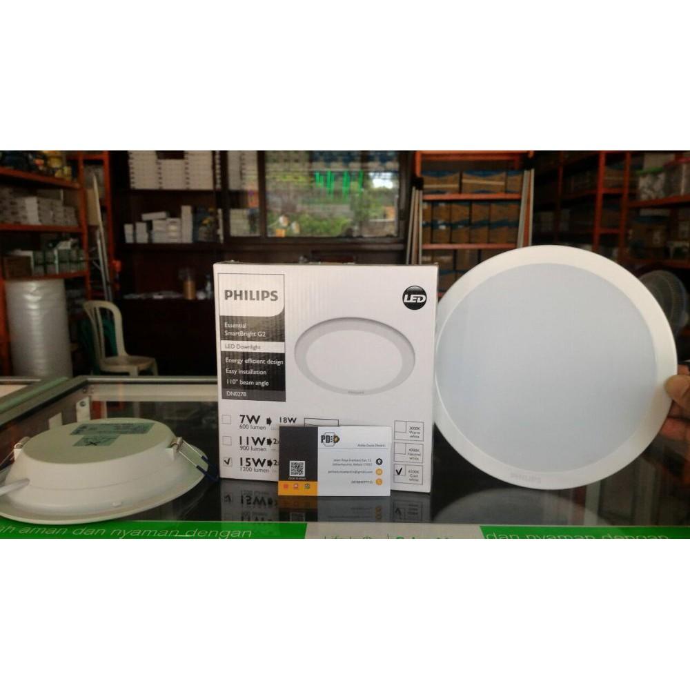 Elektronik Bestseller Philips 33369 6500K Led Ceiling 10W | Lampu Bundar Include Led | Shopee Indonesia
