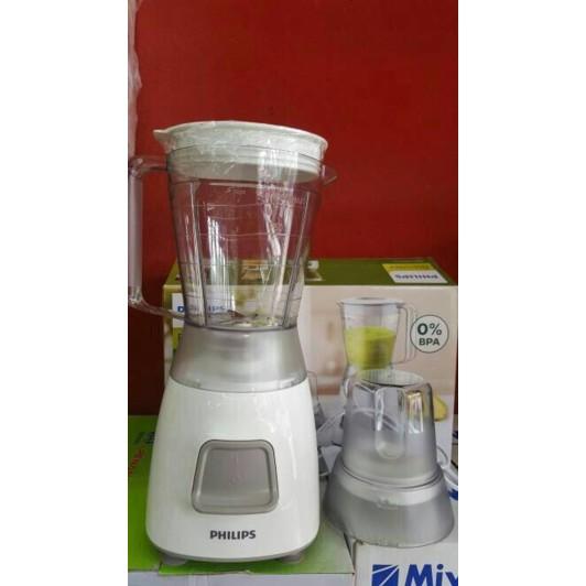 Philips Blender HR 2056 / Philips Blender HR2056 / HR-2056 / HR 2057 / HR-2057 - Hijau / Abu Abu