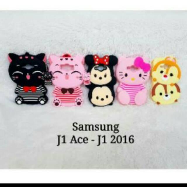 New Samsung Galaxy J1 Ace J1 2016 G360 Case Boneka 3d Hello Kitty ... 4c525f7527