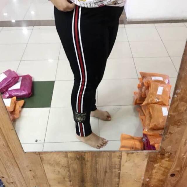 Jika Anda membeli BAGUS MURAH ADEM NYAMAN Celana Panjang Jumbo Celana  Legging Jumbo Celana Bigsize Wanita 1fe11afc26
